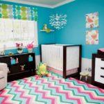 Детска стая в цвят тюркоаз – идеално за Нея, за Него, за двамата