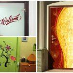 Как да обновим старите врати на стаите в дома ни: Съвети и идеи в снимки