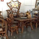 Направи си сам: Декорация или мебели от изсъхнали клони и корени