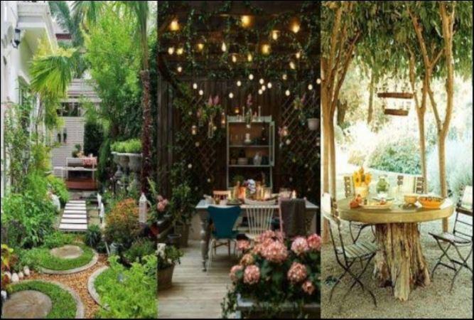 Красив екстериор: Как да направим оригинален дизайн на двора у дома