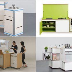 Смат кухня компактна идеи и производители на модерна кухня