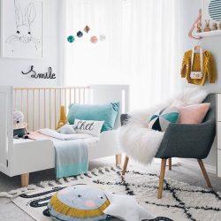 7 вдъхновяващи тенденции за интериорен дизайн на детската стая за 2019 година