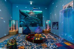 Сензорна стая за деца със СОП